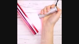 ساخت شمشیر نوری