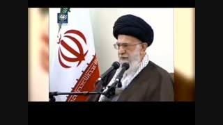 روایت رهبر انقلاب از موضع مرحوم طبسی و خزعلی در فتنه 88