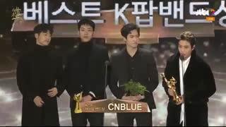 17.01.13 JTBC The 31st Golden Disk Awards - CNBLUE   Best K-Pop Band Award
