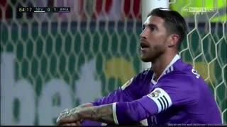خلاصه بازی: سویا 2 - 1 رئال مادرید