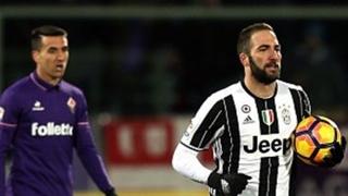 خلاصه بازی:  فیورنتینا  2 - 1  یوونتوس