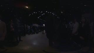 ویدیوی 360 درجه : مراسم خداحافظی باراک اوباما
