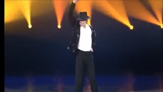 Michael Jackson - Dangerous Live {HD - 720p} 1995 MTV Awards