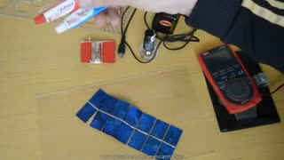 آموزش ساخت صفحه ی خورشیدی (Solar Panel)!!