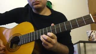 تجربه کن از شادمهر عقیلی با گیتار