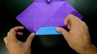جعبه قلب اوریگامی 1- ولنتاین