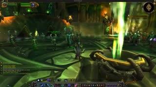 گیم پلی wow legion / demon hunter (پارت 7)