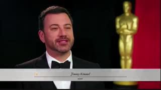 ویدیوی رسمی آکادمی اسکار - اعلام نامزدهای اسکار 2017
