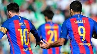 خلاصه بازی:  رئال بتیس  1 - 1  بارسلونا