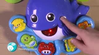 بازی آموزشی مدل Water Fun whale / رسانه تصویری وی گذر