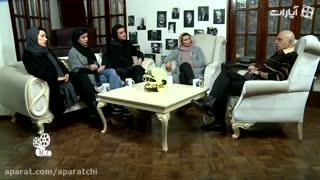 گفتگوی شنیدنی با بازیگران زن فیلم کاناپه کیانوش عیاری