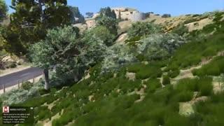 مد چمن طبیعی در بازی GTA V