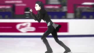 موزیک ویدیو انیمه یوری بر روی یخ_AMV Yuri!!! On Ice_Windswept