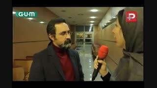 وحید جلیلوند: هدیه تهرانی هیچ دخالتی در کار من نکرد/ گفتگو با کارگردان بدون تاریخ، بدون امضاء