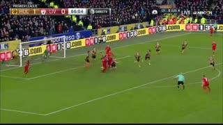 خلاصه بازی:  هال سیتی  2 - 0  لیورپول