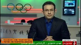گفتگو با محمودی درباره محرومیت تراکتورسازی