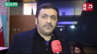 بازیگر سیاسی ترین فیلم سال با موضوع انتخابات 88: چرا باید نگران کم کار شدنم باشم؟  شهرام عبدلی در گفتگو با تی وی پلاس