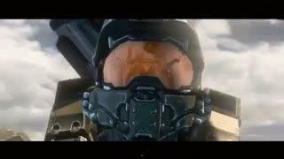 موزیک ویدیو بازی هالو_GMV Halo_We Are Soldier