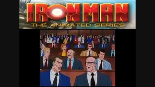 Iron Man S01E05 The Grim Reaper Wears a Teflon Coat