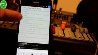 بیلد 15025 ویندوز 10 موبایل