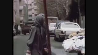 حال و هوای زنان تهرانی  سال 58 بعد از انقلاب