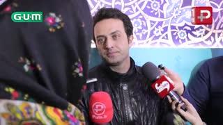 کنایه سیاسی مصطفی زمانی: درباره انتخابات هزار تا حرف می زنند اما در عمل اتفاق دیگری می افتد/در حاشیه جشنواره فیلم فجر