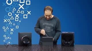 آنباکسینگ Platinum Wireless Headset