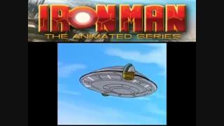 Iron Man S01E08 Defection of Hawkeye
