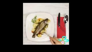 آموزش تزیین میز غذاخوری – قسمت پنجم