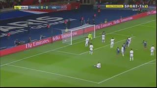 خلاصه بازی:  پاریس سنت ژرمن  2 - 1  لیل