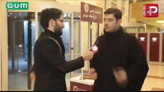 سام درخشانی از تیپ لاکچری اش در کاخ جشنواره می گوید: آدم هایی که توی چشم هستند باید متفاوت لباس بپوشند