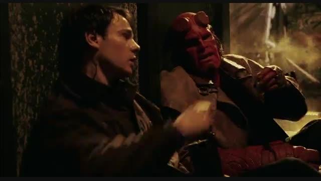 نتیجه تصویری برای دانلود فیلم Hellboy