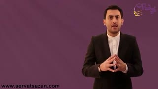 3 راز بزرگ ثروتمندان از زبان مجید رشیدی رتبه 1 کار آفرینی از دانشگاه تهران