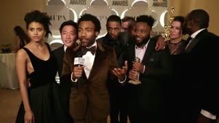 Atlanta - بهترین سریال تلویزیونی کمدی یا موزیکال - گلدن گلوب 2017