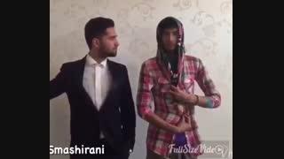 وقتی یه پسر و یه دختر باهم لباس میپوشن ( پلی شود )