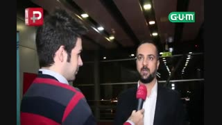 احمد مهرانفر:به من گفتند نقش اول هستی/ فکر میکنم سیمرغ را بگیریم/شبنم قلی خانی: اگر میتوانستم به همه سیمرغ میدادم