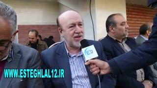 مصاحبه مدیر عامل استقلال پیش از دربی پایتخت !