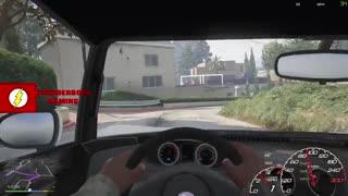مد جی پی اس سخنگو در بازی GTA V