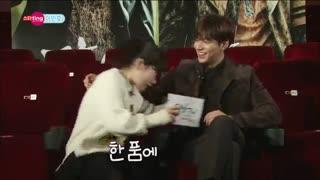 *~مصاحبه ی پر از خنده ی مین هو بعد از گانگنام:)))*~بخش دوم