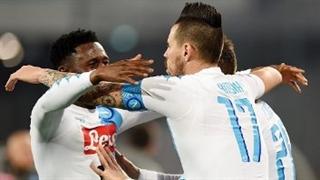 خلاصه بازی ناپولی 2-0 جنوا