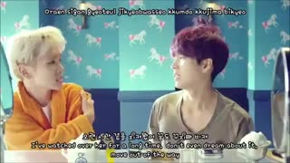 MV_ Delicious_Toheart_woohyun_key ام وی( لذیذ ) toheart