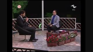 پخش زنده شبکه البرز برنامه شبانه