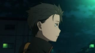 انیمه شروع دوباره از صفر در دنیایی دیگر _Re:Zero Kara Hajimeru Isekai Seikatsu (قسمت 01  پارت A) زیرنویس فارسی