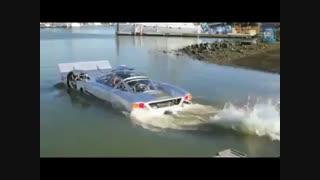 خودروی 2 گانه، آب و خشکی