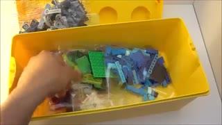 آنباکسینگ  لگو سری Classic مدل Medium Creative Brick Box 10696 / رسانه تصویری وی گذر