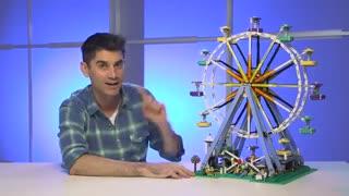 لگو سری Creator مدل Ferris Wheel 10247 / رسانه تصویری وی گذر