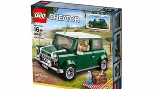 لگو سری Creator مدل Mini Cooper MK VII 10242 / رسانه تصویری وی گذر