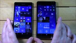 مقایسه دو گوشی پرچمدار ویندوز ۱۰ موبایل