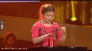 مسابقه استعداد یابی کودکان ( خوانندگی )