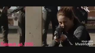میکس فوق العاده دیدنی فیلم Divergent با اهنگ (as Long as you_justin beiber)
